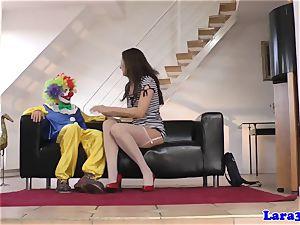 british glam mature dickblowing successful clown