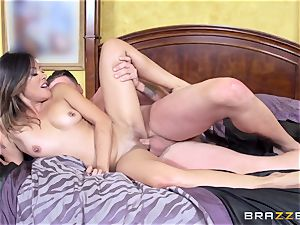 Kaylani Lei gets an unexpected nailing