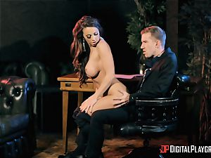 Abigail Mac takes on the monster wood of Danny D
