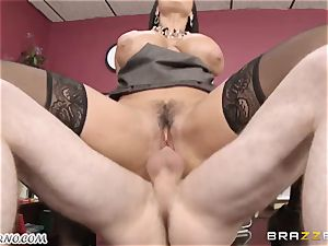 Lisa Ann - My huge-chested mature fuck-a-thon therapist
