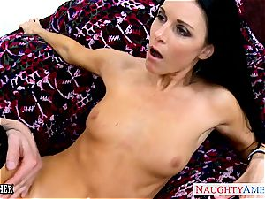 astounding India Summer in stockings inhales chisel