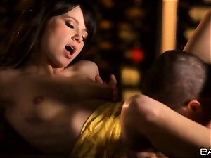 Anikka Albrite gets shafted in the half light