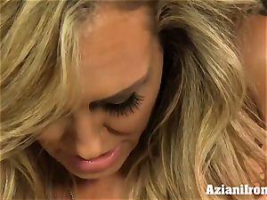 Brandi love rails the sybian nude