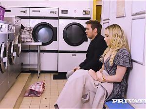 Private.com - Mia Malkova gets boinked in the laundry