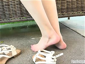 Cadey Mercury sole Fetish