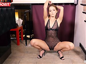 LETSDOEIT - Kira Gets raunchy torture at domination & submission party