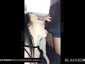 BLACKEDRAW wet Footage Compilation