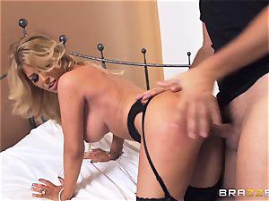 Kayla Kayden gets the hot fuck-fest she deserved