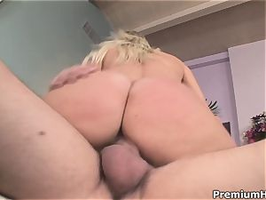 Devon Lee smashed and bumpers jizzed