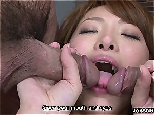 chinese chick can't get enough
