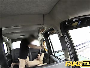faux taxi harmless american nymph gets bootie penetrated