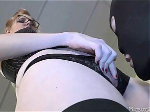 Many femdom dominas predominate obedient males