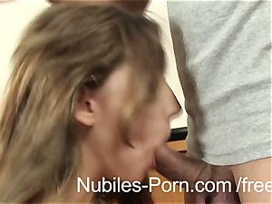 Nubiles porno - firm screw makes Czech unexperienced unload
