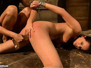 Mandy Bright hot cockslut fuck stick plumbing a lusty stunner