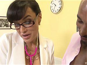 Lisa Ann fantastic cougar physician