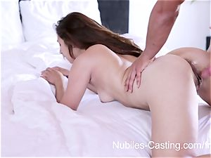Nubiles casting - gonzo pornography casting for novice