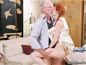 fresh step father and elderly gal creampie hardcore Online hook-up
