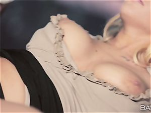 magnificent assistant Kyra super-fucking-hot screws her work colleague