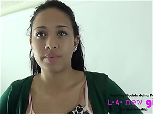 TALL MODEL banged AT casting casting