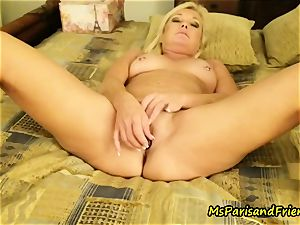 assfuck plaything ejaculations with Ms Paris Rose