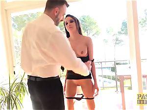 PASCALSSUBSLUTS - honey Francys Belle pokes assfuck maledom