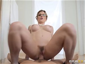 Cory chase fucked in the shower