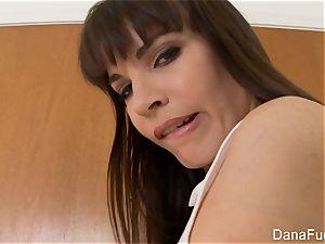 Dana DeArmond gets an rectal
