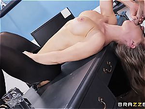 Nicole Aniston is the ideal horny assistant in an office pulverizing episode