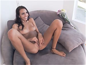 cheating gf Janice Griffith penetrates one after the other