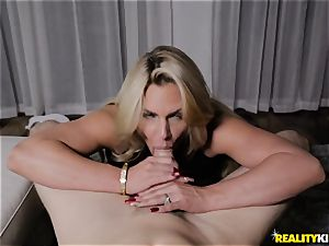 big-titted blonde Phoenix Marie cuckold smash