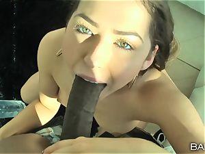 intercourse gauze multiracial fuck with Melissa Moore