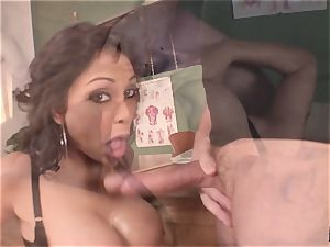 groaning and moaning Priya Rai popped in the cootchie by headteacher