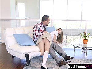 Anya Olsen Gets bang Lessons From step-dad S2:E10