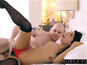 super stellar Gina Valentina seduces Moms beau