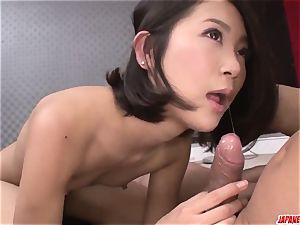 Kyoka Sono gets older man - More at Japanesemamas.com