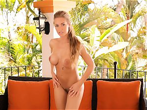 insanely mind-blowing Nicole Aniston solo allurement